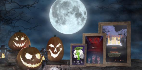 Halloween Horror Movie Marathon Quiz