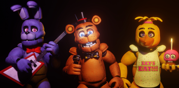 What FNAF 1-2 Character Are You?
