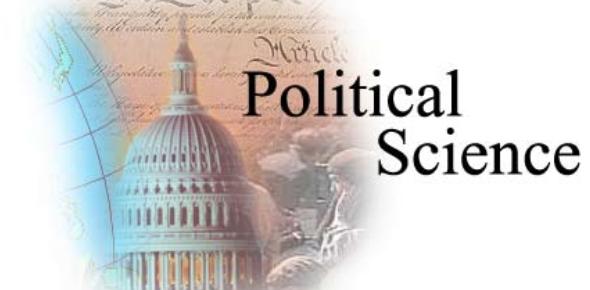 Political Science Quiz! MCQ Trivia