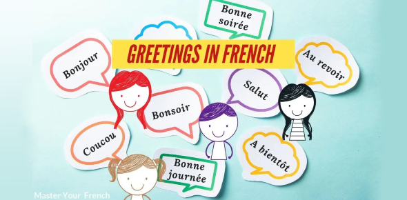 French Greetings Test: Quiz!