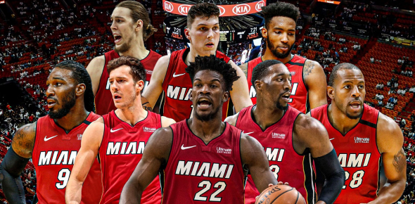 The Ultimate Fan Quiz On NBA - Miami Heat