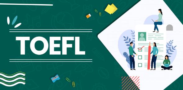 A TOEFL Test Sample Quiz!