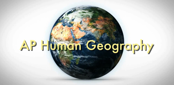 AP Human Geography Exam Practice Test!