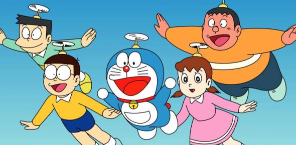 Doraemon Quiz: Which One Is You?