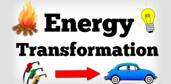Energy Transformation Quiz! Trivia