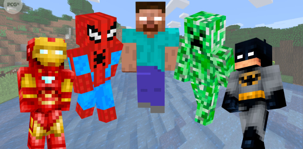 What Minecraft Character Are You?