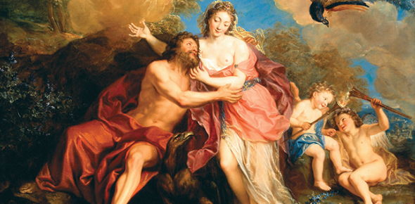 Which Greek God/Godess Is Your Mom/Dad?