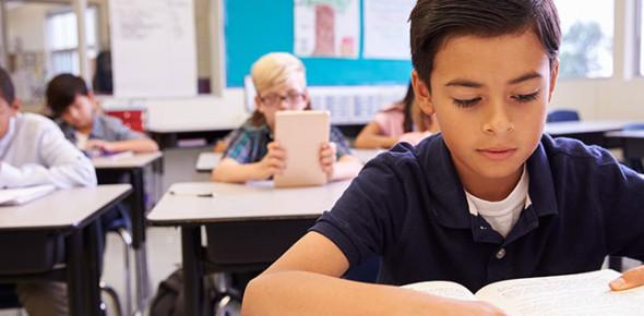 Book Trivia: The 6th Grade Nickname Game!