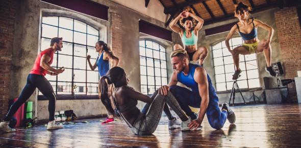 Fitness And Training Quiz: Exam!