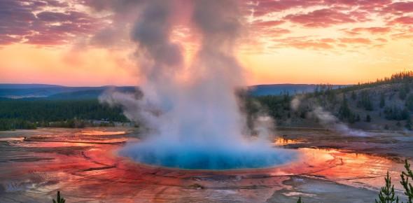 Yellowstone National Park Trivia #1