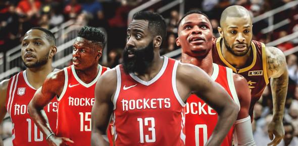 The Ultimate NBA Trivia: Houston Rockets! Quiz