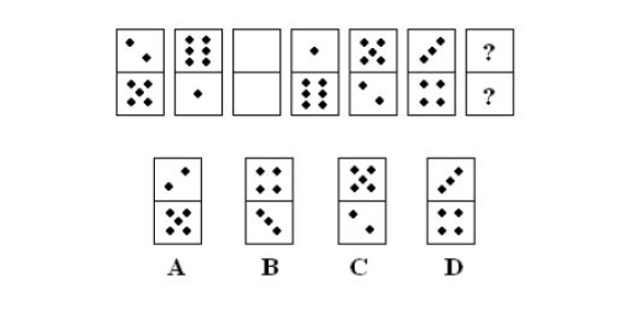 Qualifying Exam For Instructors - Part 5 - Abstract Reasoning - Figure Series