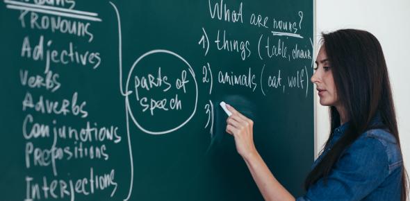 Basic English Grammar Test Quiz!