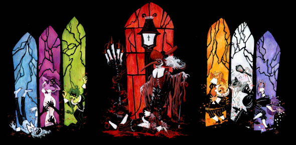 The Masque Of The Red Death Quiz: Trivia!