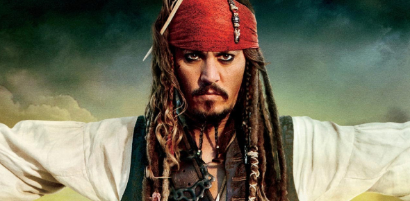 Who Is Your Pirates Of The Caribbean Guy?