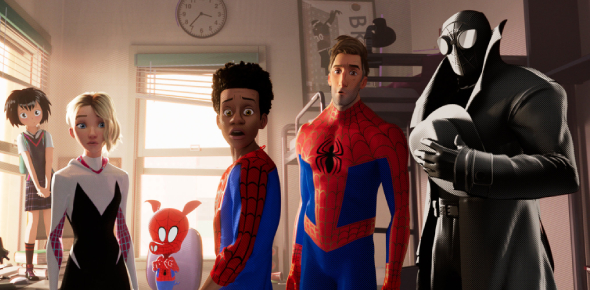 Which Character Are You From Spider-Man: Into The Spider-verse?