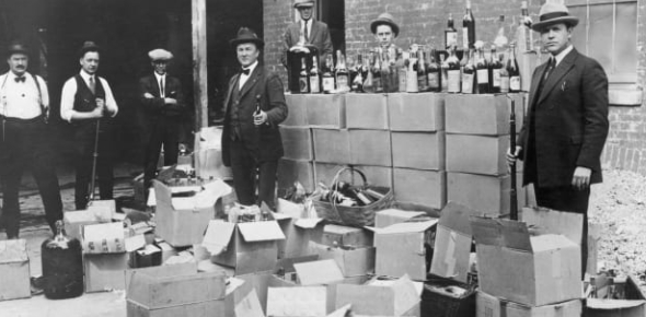 U.S History: Prohibition Era Trivia Questions!
