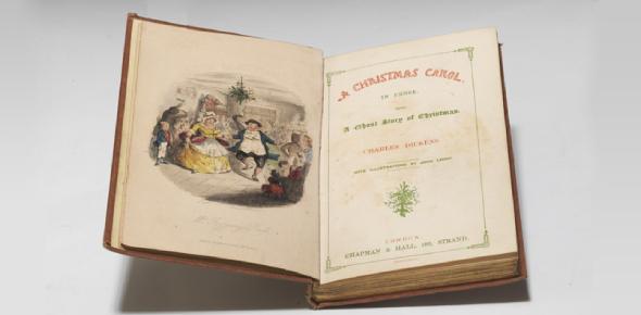 A Christmas Carol Story: MCQ Trivia Quiz