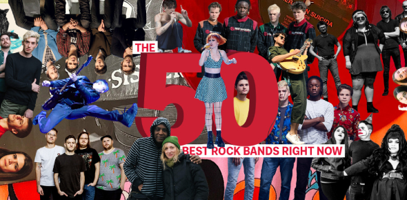 What Band Would You Like Best?