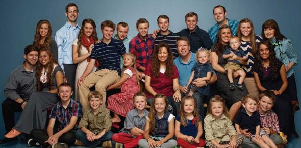 Duggar Family Quiz- Can You Identify Them All?