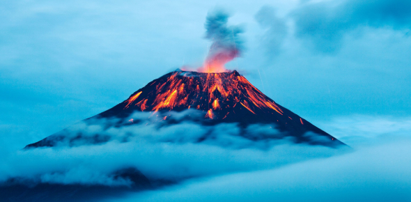 Volcanoes Facts! Test Your Knowledge! Trivia Quiz