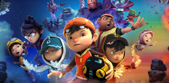 How Well Do You Know Boboiboy Galaxy Characters?