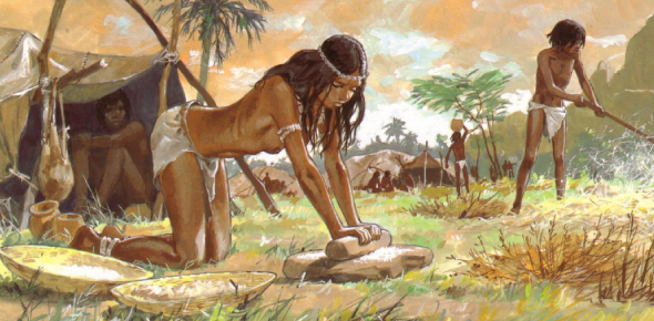 History Of Early Man! Trivia Questions Quiz