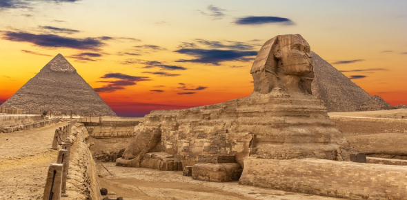 Test Your Knowledge On Egypt! Trivia Questions!