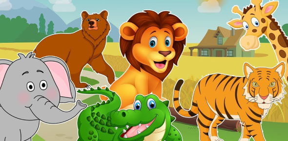 Do You Know Your Cartoon Animals?