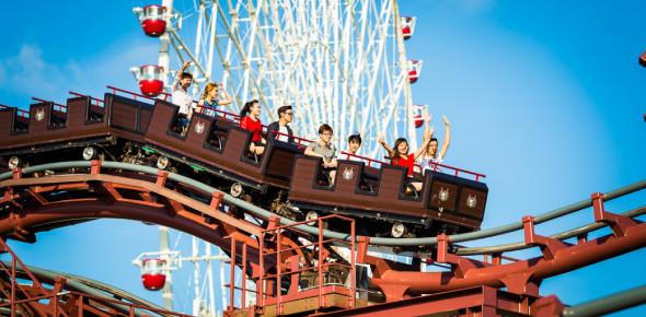 Amusement Parks And Rides Trivia Questions