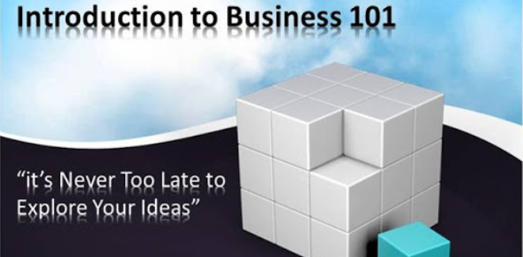Quiz: Introduction To Business 101