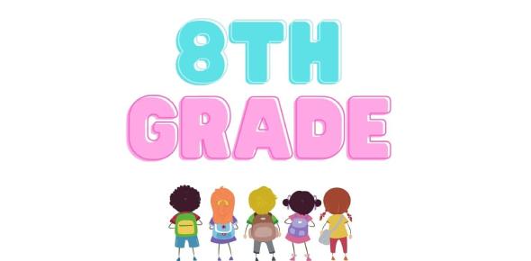 PCM Test Quiz: 8th Grade!