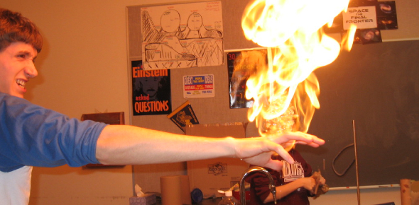 Quiz: Do You Know How To Get Fire Powers?