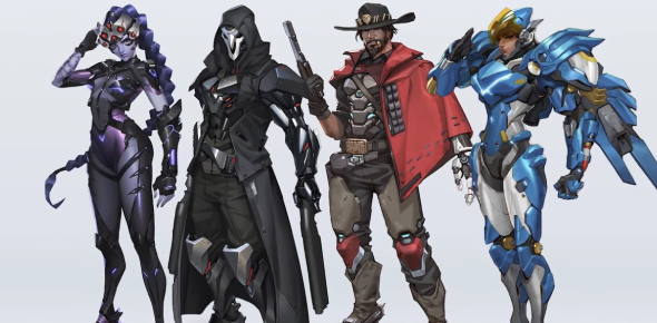 What Overwatch Character Am I? Quiz