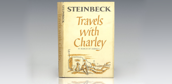 Travels With Charley Book! Trivia Quiz