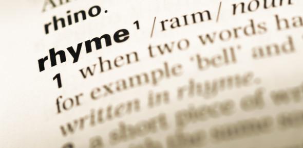 Rhyming Words Quiz: Interesting Trivia!