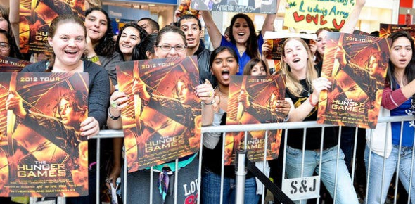 Are You A True Hunger Games Fan!