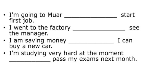 English Grammar Test: Fill In The Blanks Part- II