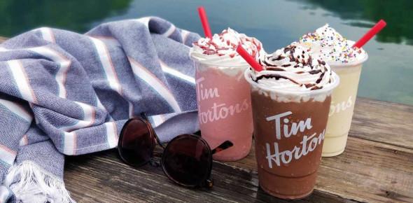 What Tim Hortons Drink Should You Order?