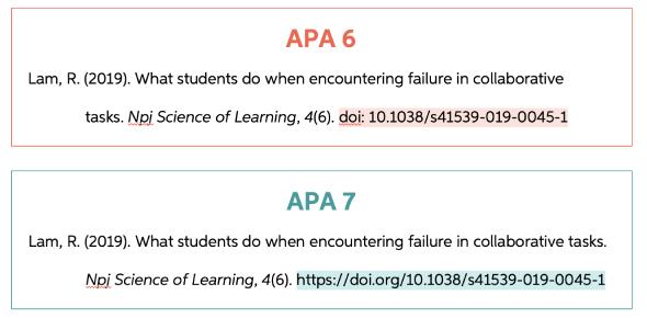 APA Citation Practice Quiz!