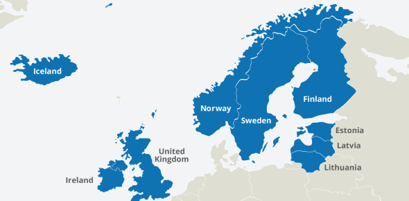 Northern Europe Quiz: How Much You Know?