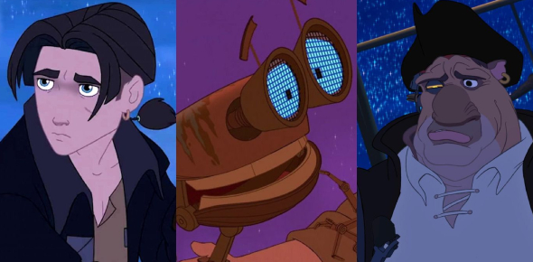 Quiz: Which Character From Treasure Planet Are You?