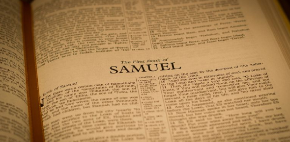 The Book Of First Samuel Quiz! Trivia