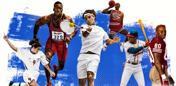 What Sports Player Are You Most Like?