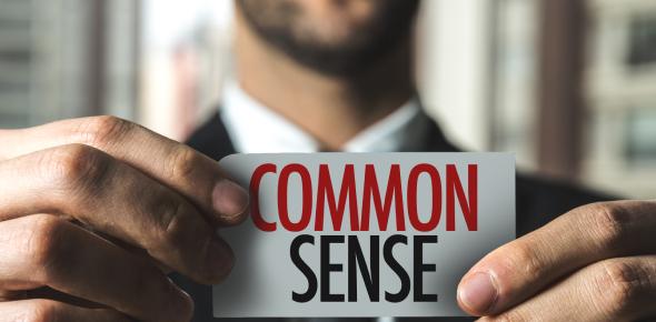 Do You Have Common Sense?