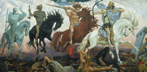 Which Horseman Of The Apocalypse Are You Quiz!