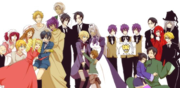 Which Black Butler Character Would Date You?