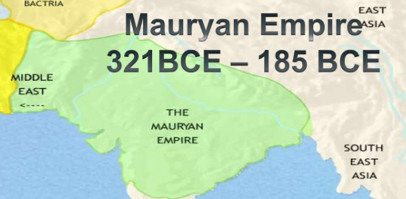 The Mauryan Empire Quiz