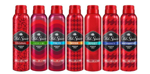 Old Spice Deodorant For Men