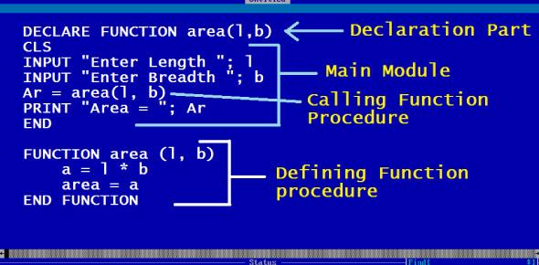 QBasic Programming Exam: Quiz!